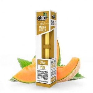 CBDfx Melon Cooler CBD Disposable Vape Pen Kit
