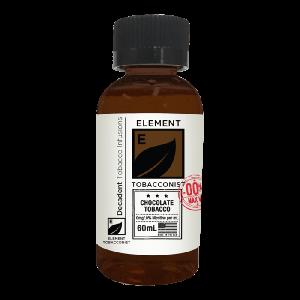 Tobacconist Element Chocolate Tobacco E-Liquid