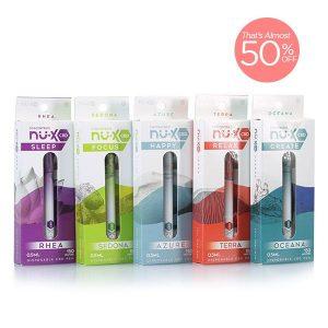Nu-X CBD Disposable Pen