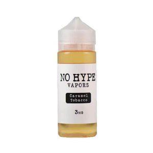 No Hype E-Liquid Caramel Tobacco