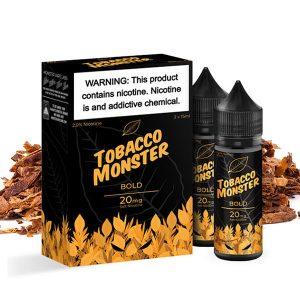 Tobacco Monster Bold Tobacco Salt Nic E-liquid
