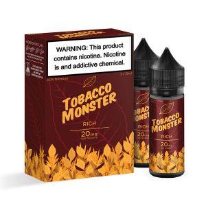 Tobacco Monster Rich Tobacco Salt Nic E-liquid