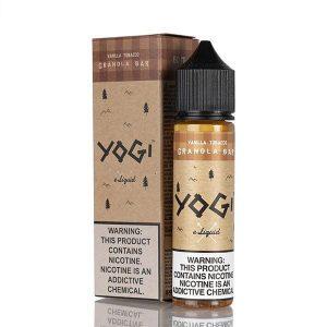 Yogi Vanilla Tobacco Granola E-Liquid